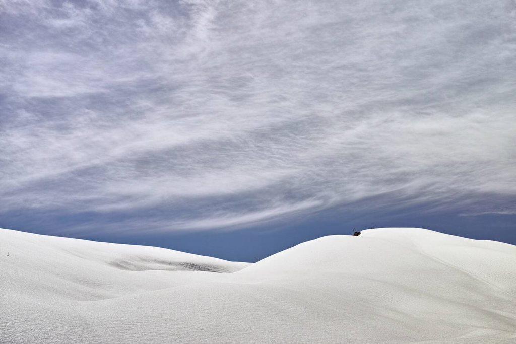Snowfields at Dayara Bugyal (Uttrakhand)